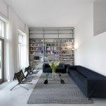 Interior View (Images Courtesy Roos Aldershoff)