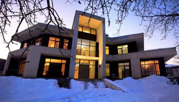 House in Aragvispiri