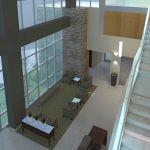 Lobby addition
