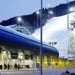 Ski terminal