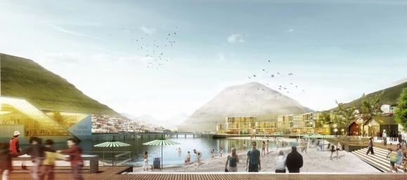 Klaksvík City Center