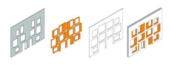 Axo facade
