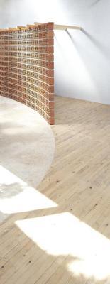 Brick wall and floor (Image Courtesy Emin Emrah YERCE)