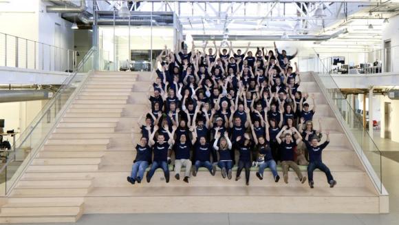 Atlassian Group Photo