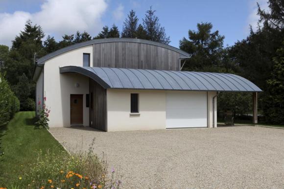 Bioclimatic House