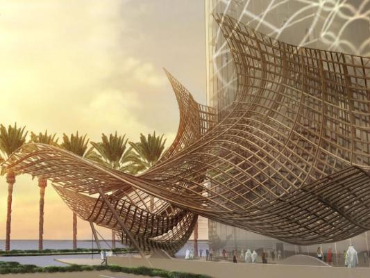 d1 timber canopy detail (© Iinnovarchi)