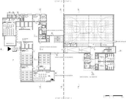 Ground Floor Plan : Image Courtesy Marcin Czechowicz