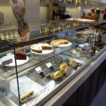 Display Case of Local Homemade Food Items : Image Courtesy Klingmann Architects + Brand Consultants