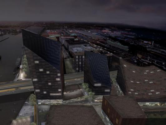 Image Courtesy Kjellgren Kaminsky Architecture AB