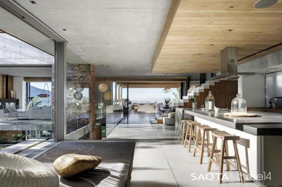 Kitchen : Image Courtesy Adam Letch