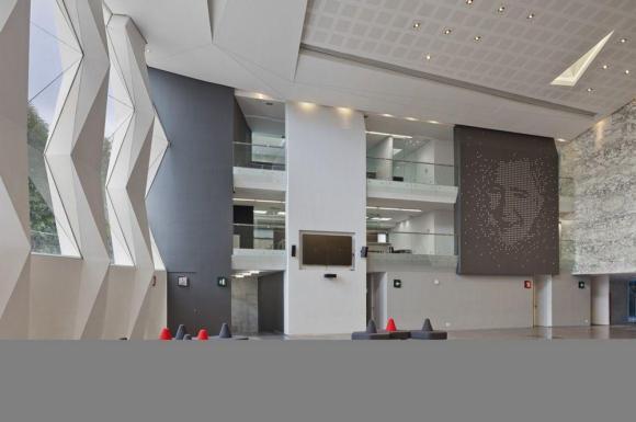 Lobby (2) : Image Courtesy Paúl Rivera