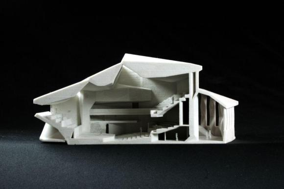 Model : Image Courtesy Broissin Architetcs