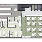 POTS Rendered Plan for Floor 2