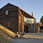 Twisted Cabin-exterior (3) : Image Courtesy © JVA