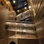 Black Hole Slide : Image Courtesy © Architekten Titus Walter Pernthaler ZT GmbH