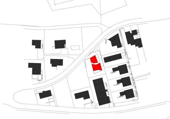 Site Plan : Image Courtesy © L3P Architects
