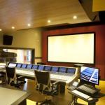 Berklee Valencia Studio K Control Room : Image Courtesy Mercedes Herrán