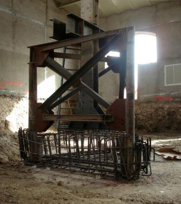 Constructions Process : Image Courtesy Ensamble Studio