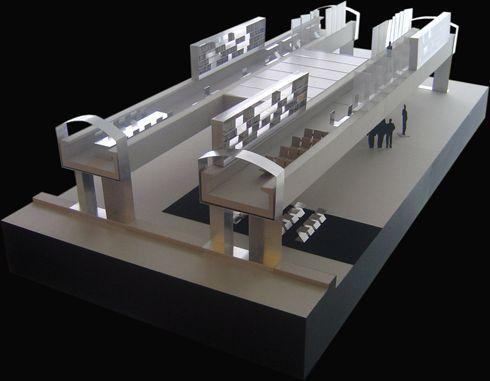 Model : Image Courtesy Ensamble Studio