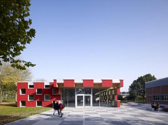 Image Courtesy Guido Erbring Architekturfotografie