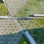 Cobblestone Esplanade : Image Courtesy Taller Veinticuatro