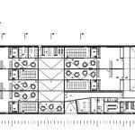 Ground Floor : Image Courtesy Javier Larraz Arquitectos