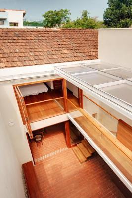 3rd floor view : Image Courtesy © Fabio Kotinda