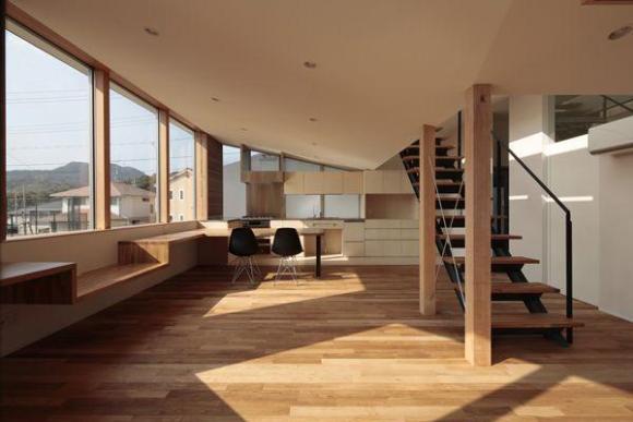 Interior : Image Courtesy © Koichi Torimura