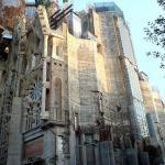Glory Façade under construction (October 2011) : Image Courtesy Antoni Gaudi