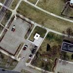 memorial site aerial : Image Courtesy Leo A Daly