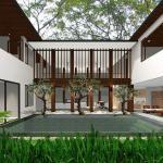pool : Image courtesy Herryj Architects
