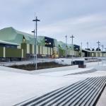 Central square-9 : Image courtesy A i B arquitectes + Estudi PSP Arquitectura
