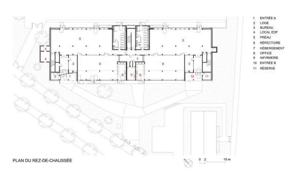 Image Courtesy LEM+ Architectes