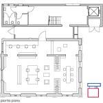 Ground floor plan: Image Courtesy DAP studio