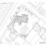 Siteplan : Image courtesy Belsize Architects