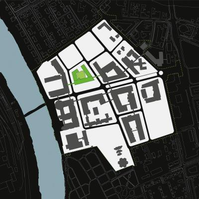 Image Courtesy ©  Nordic, St. Olavs Hospital development area