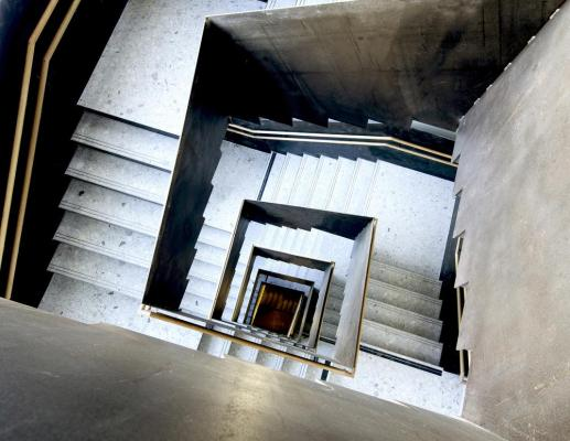 Image Courtesy ©  Nordic, Staircase