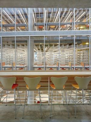 Image Courtesy ©  Behnisch Architekten