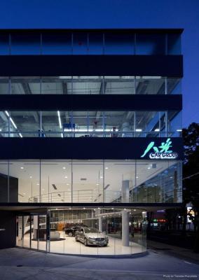 Image Courtesy © Osamu Morishita Architects & Associates