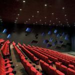 Image Courtesy ©  Duccio Malagambar, Interior of the 400 seat large cinema