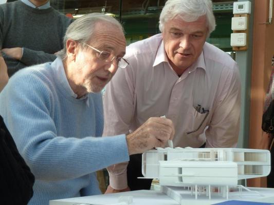 Image Courtesy © Renzo Piano Building Workshop Architects & Octatube