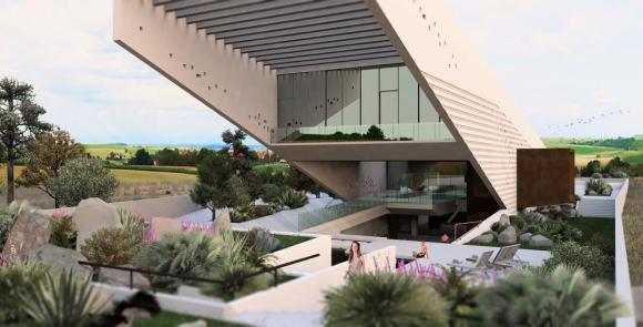 Image Courtesy © Constantinos Kalisperas Architectural Studio