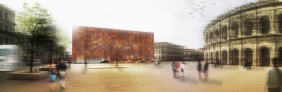 Image Courtesy © Alexander YONCHEV Architecture