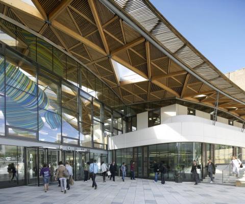 University of Exeter: Forum Project (UK), Wilkinson Eyre Architects