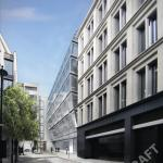 New Office in Central London (UK), Allford Hall Monaghan Morris