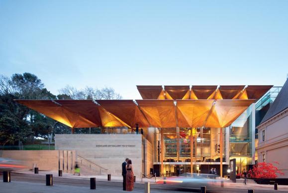 Auckland Art Gallery Toi o Tamaki (New Zealand), FJMT + Archimedia