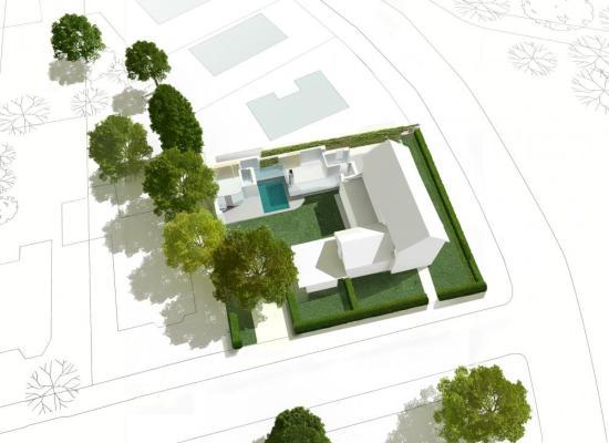 Image Courtesy © De Bever Architecten