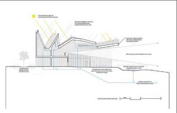 Image Courtesy © Brooks + Scarpa Architects