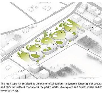 Image Courtesy © BIG Architects