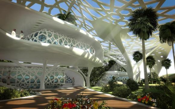 Image Courtesy © sanzpont [arquitectura]